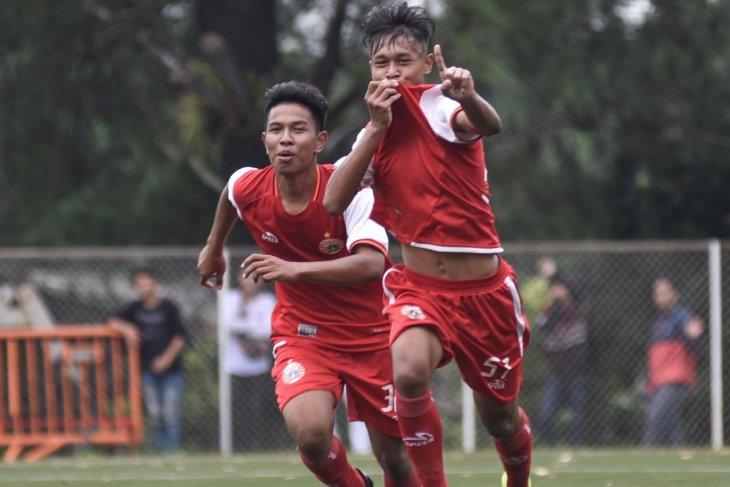 Pelatih tim U-16 Persija evaluasi tim setelah memenangi Semen Padang