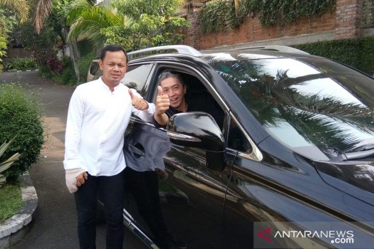 Besok Bima Arya akan dilantik di Gedung Sate Bandung