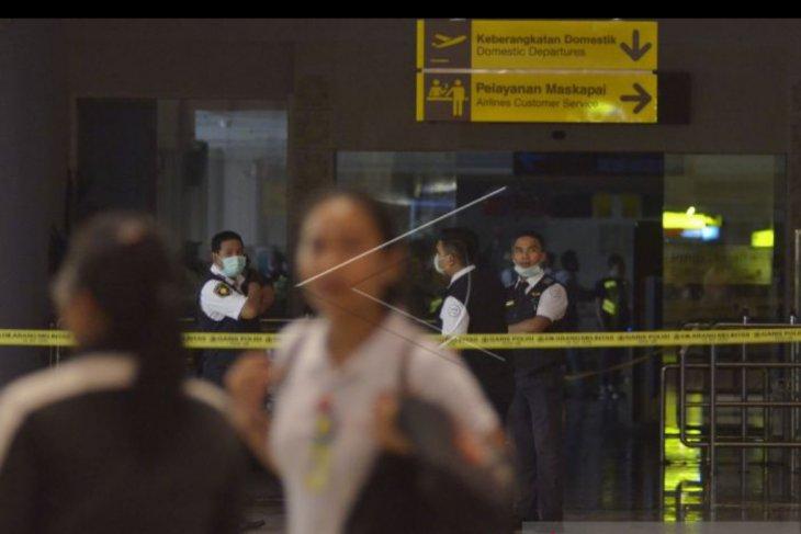 19 penerbangan terdampak kebakaran terminal domestik Bandara Ngurah Rai