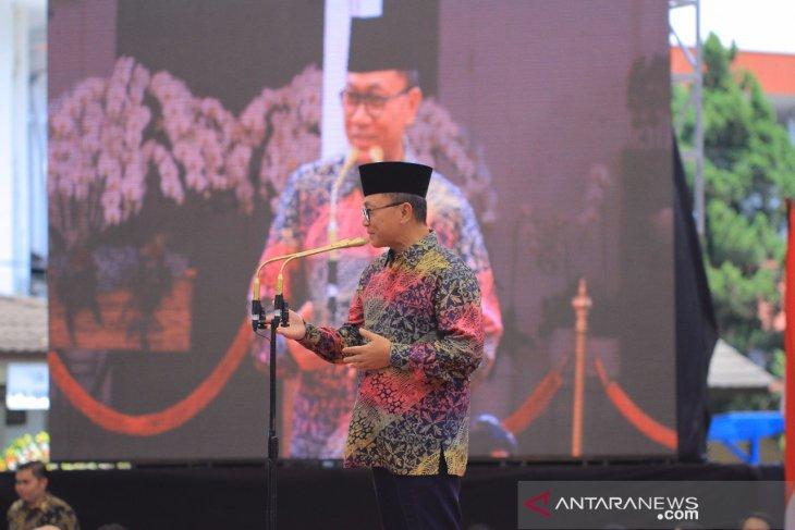 Ketua Umum PAN hadiri inagurasi Bima Arya