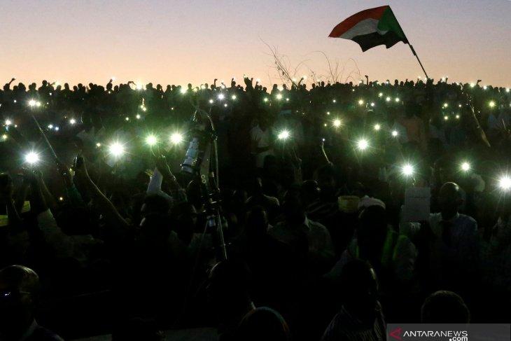 Pemimpin militer Sudan gagalkan kudeta