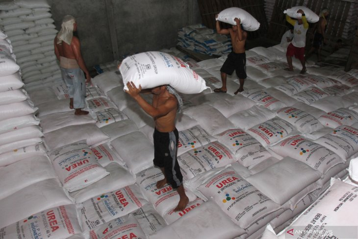 Distan: Maximum subsidized fertilizer for 2 hectares of land