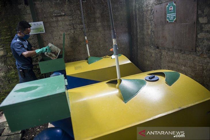 Pengolahan sampah organik Paris Van Java