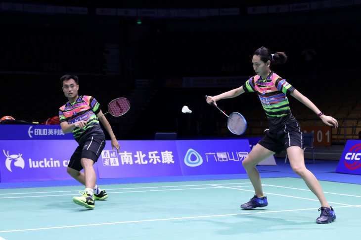 Hafiz/Gloria move into 2nd round of Asia Championships