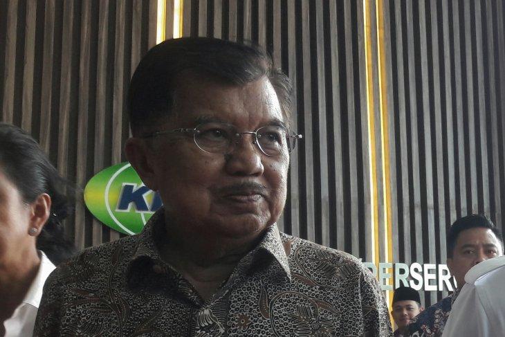 Vicepresidente optimista de la situación de Indonesia a salvo