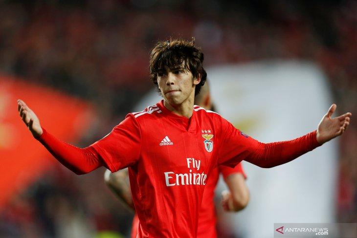 CR7 ingin Juventus rekrut pemain remaja Benfica