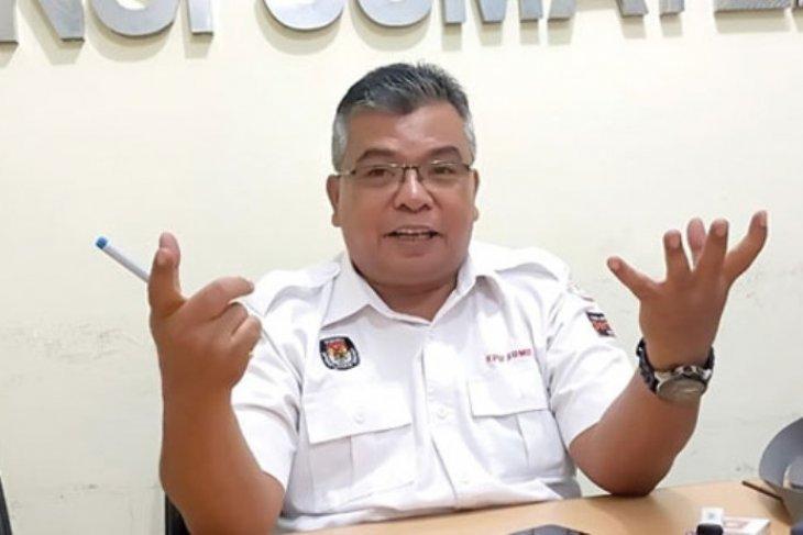 Ketua KPU Sumatera Utara diberhentikan DKPP