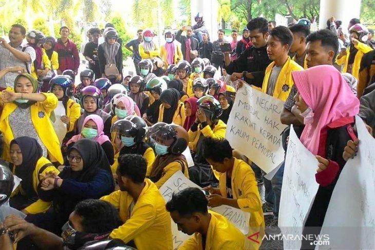 Mahasiswa dukung Pemerintah Aceh uji materi ke MA