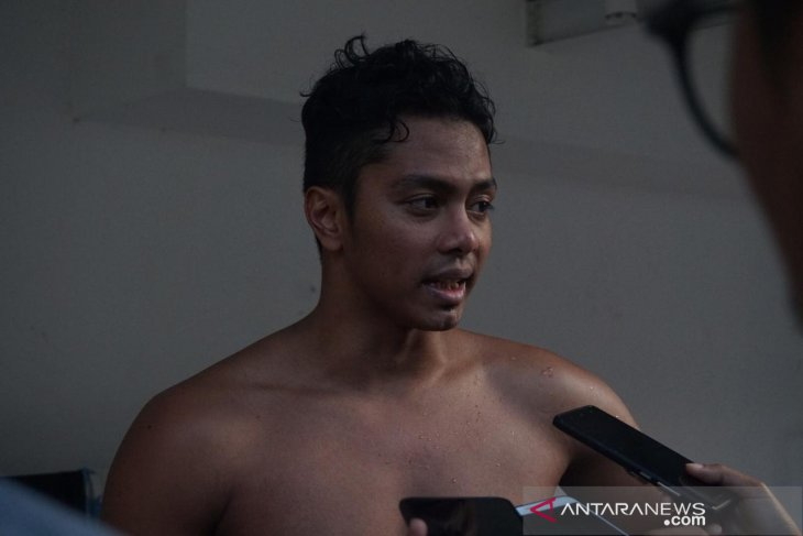Perenang Siman Sudartawa masih dihantui cedera