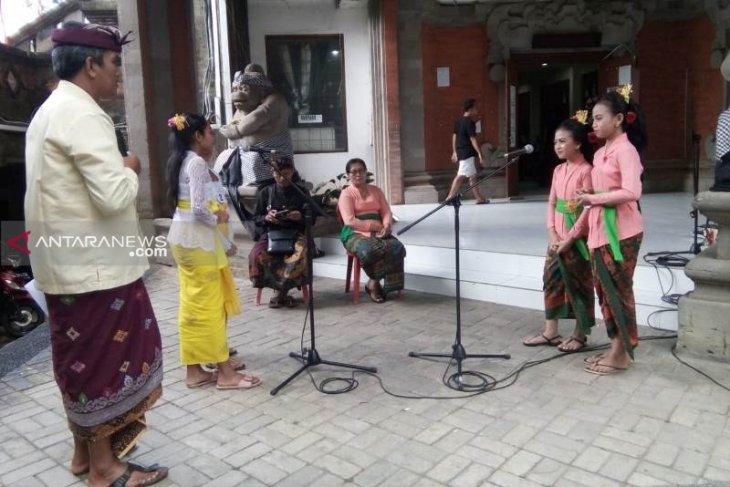 Gianyar lombakan bahasa Bali untuk pelajar