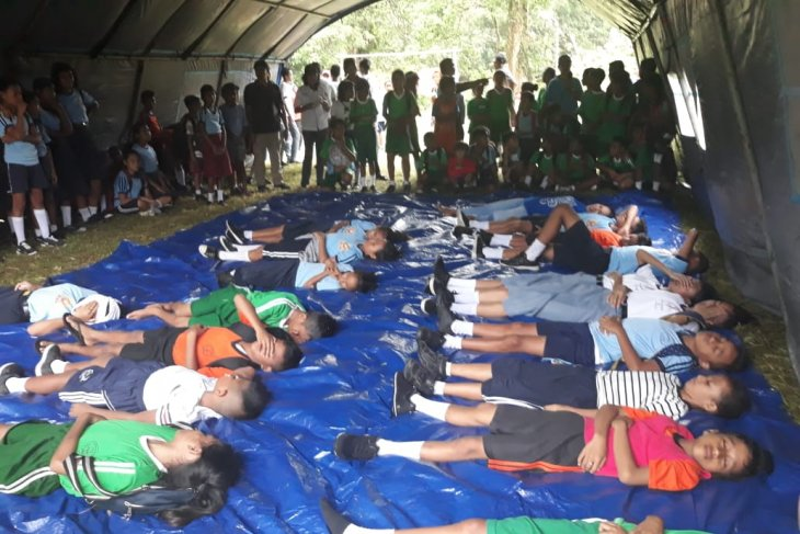 Pemkot Ambon membentuk tim koordinasi penanganan bencana