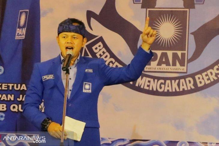 Bima Arya ramaikan bursa calon ketua umum PAN