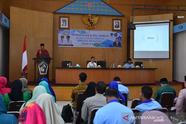 Wabup buka kegistan Festival Ramadhan tahun 2019