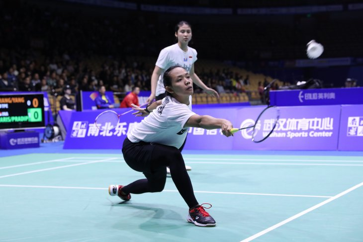 Indonesia to battle in Badminton Asia Championships' semifinal