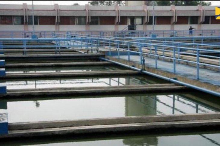 Pemerintah targetkan akses air minum capai 75 persen