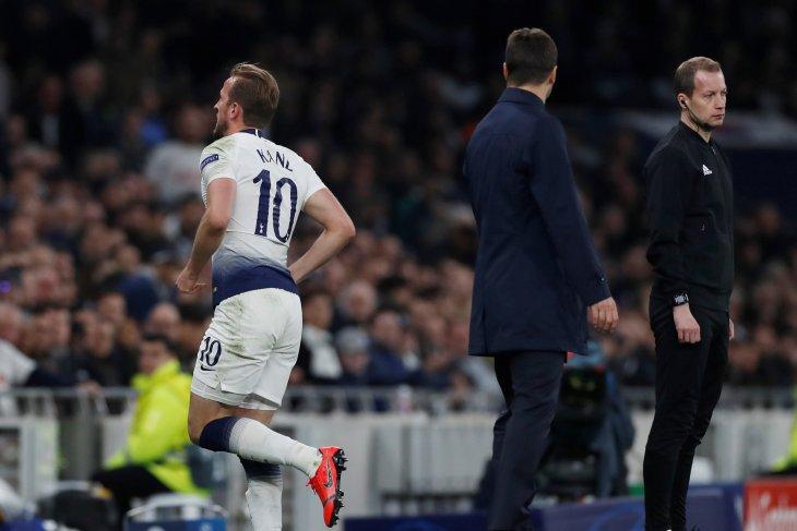 Pochettino yakin Kane pulih sebelum final Liga Champions