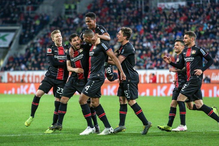 Leverkusen masuk zona Eropa