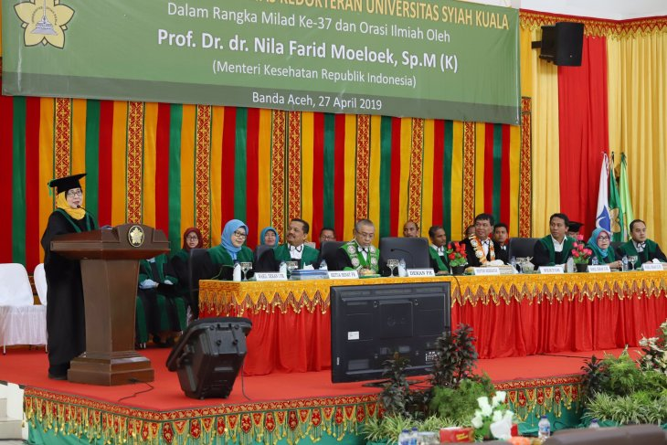 Aceh masuk provinsi merah penularan TBC