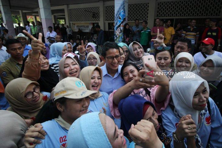 Sandiaga Uno katakan koalisi partai pendukung di pilpres tetap solid