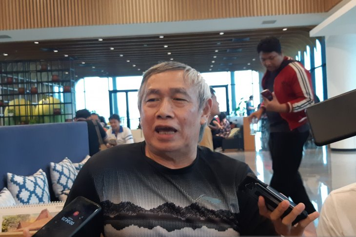 50 tahun PB Djarum ajang temu kangen para legenda bulu tangkis