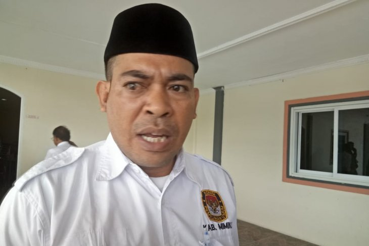 KPU Mimika putuskan tidak selenggarakan PSU di tujuh TPS