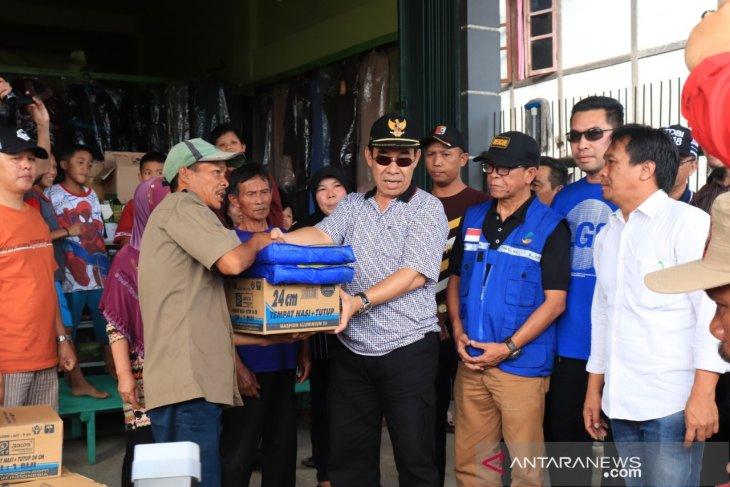 Pemkab Rejang Lebong janjikan bantuan untuk petani korban banjir