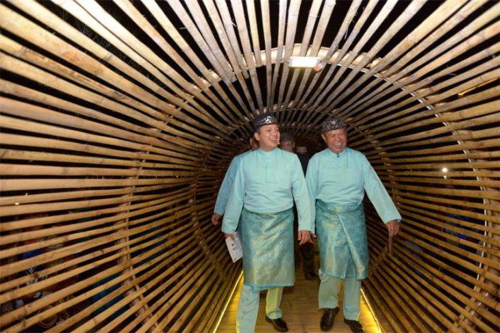 Gubernur Ridho Ficardo Buka MTQ Ke-47 Provinsi Lampung Di Tulangbawang Barat