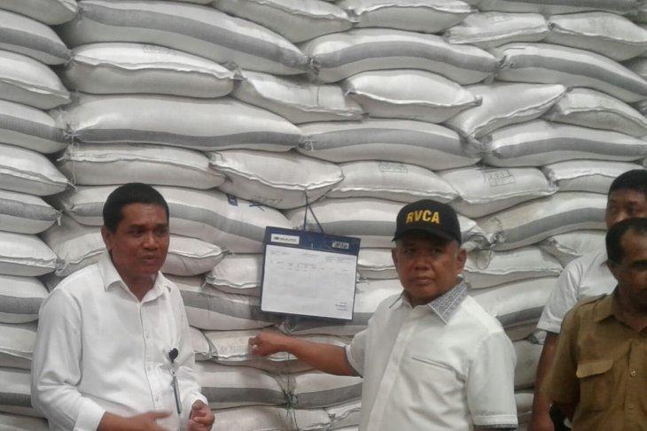 Bulog Maluku miliki 16.000 ton beras