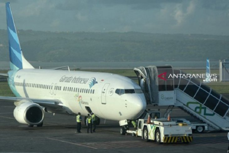 Penjelasan Garuda soal denda Rp189 miliar tuduhan