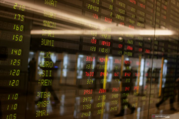 IHSG opens with gains prior to Eid al-Fitr long holidays