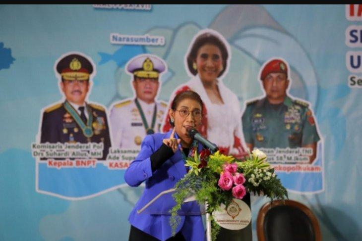 Menteri Susi akan tenggelamkan kapal asing ilegal, terbanyak dari Vietnam