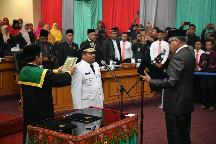 Gubernur sebut Bener Meriah pusat pangan dan pelestarian hutan Aceh