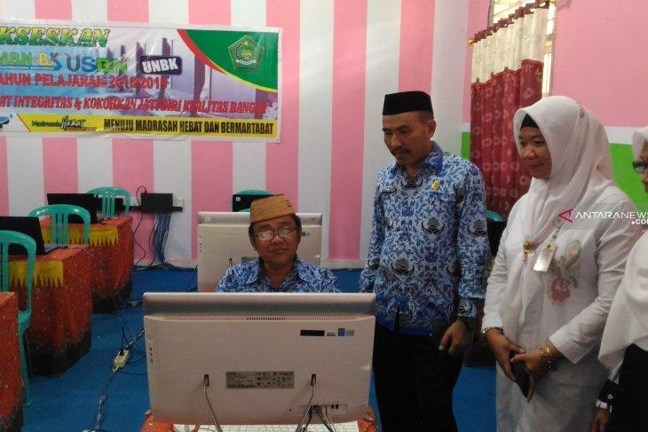 Pemkab Gorontalo Utara fokus tingkatkan infrastruktur penunjang untuk UNBK