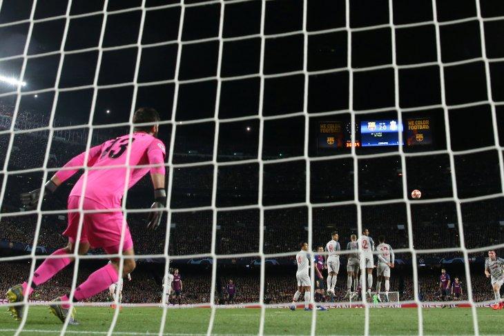 Messi cetak gol ke-600, Tak henti buat sejarah