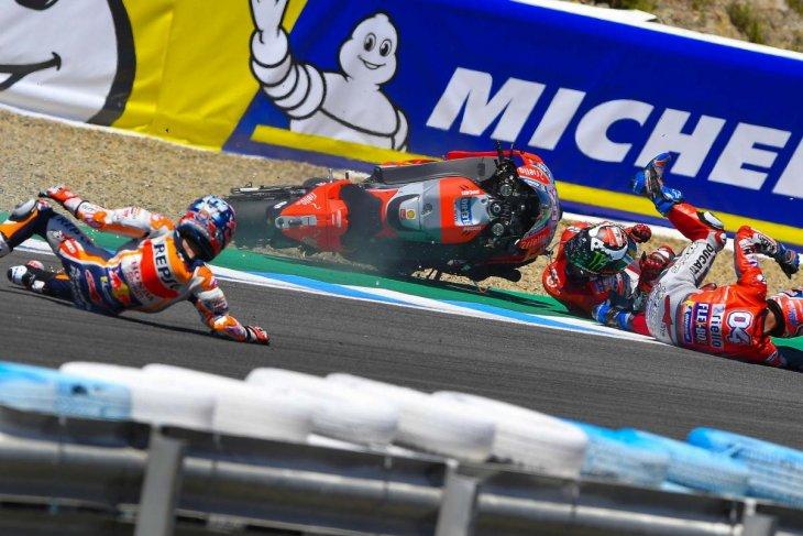 Menjaga momentum di Jerez