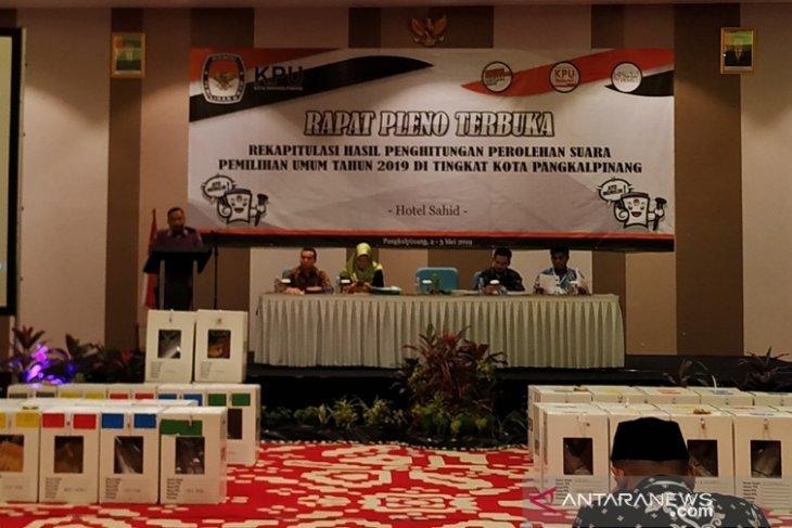 KPU: Delapan anggota KPPS Pangkalpinang dirawat rumah sakit
