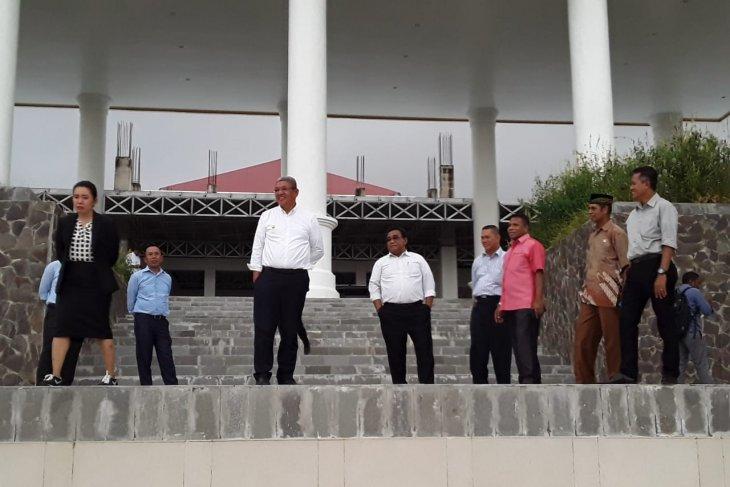 Gedung Kantor Bupati Maluku Tenggara akan segera ditempati