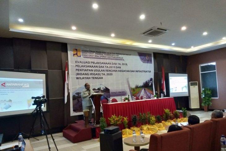 Kemen PUPR rapat evaluasi DAK infrastruktur irigasi di Sorong