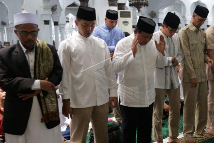 Prabowo ke Aceh