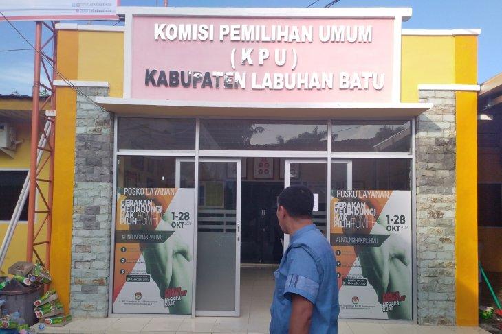 Lima Parpol minta daftar C7 pemilih di Labuhanbatu dibuka
