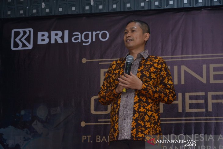 BRI Agro KC Rantauprapat gelar business gathering
