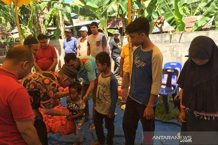 KWPSI meugang bersama anak yatim dan fakir miskin