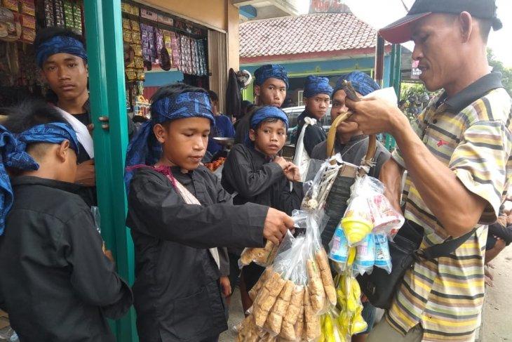 Kegiatan seba Baduy di Kabupaten Lebak
