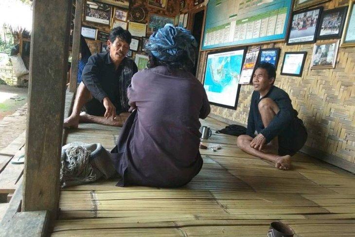 Tetua Adat Badui: Jaga persatuan dan kedamaian