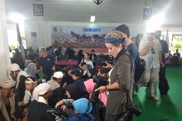 Wartawan dari Perancis sebarkan Seba Badui ke seluruh penjuru dunia