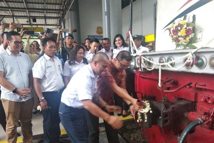 KA bisnis Dolok Martimbang  Medan - Siantar mulai beroperasi