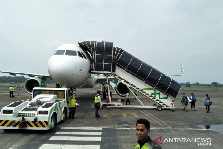 Citilink marks maiden commercial flight to Yogyakarta  Airport
