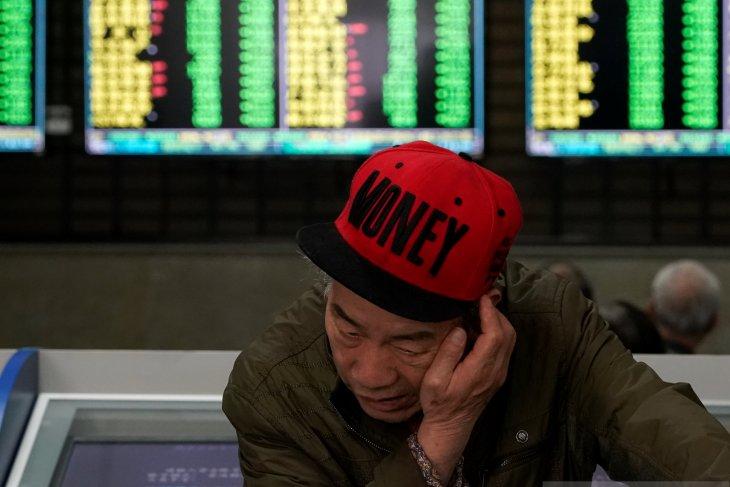 Bursa saham China dibuka menguat