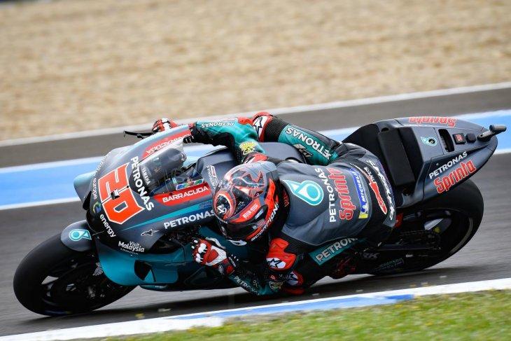 Usai operasi Quartararo dinyatakan fit untuk GP Catalunya