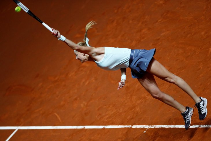 Kvitova lolos ke turnamen WTA Final di Shenzhen
